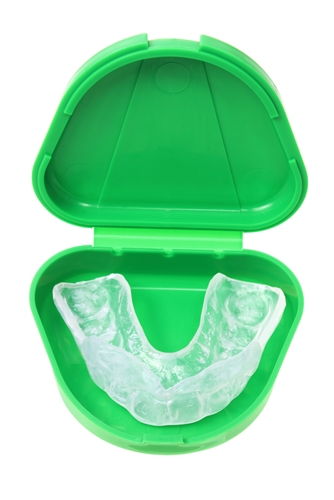 Taking good care of your mouthguard is important!